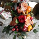 Ideas for Making Fruit and Vegetable Table Decorations