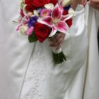 Decorate a Wedding Dress