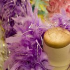 How to Attach Feather Boas