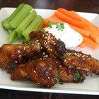 Cook Fried Chicken Wings