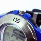 How to Set a Casio G-Shock