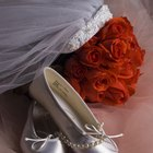 How to Clean Bridal Shoes