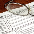 How to Check an IRS Tax Return