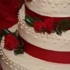 Cake Ideas for a 40th Wedding Anniversary