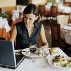 What Is the Average Per Diem Rate for Food on a Business Trip?