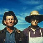 Lives of Migrant Farm Workers in the 1930s
