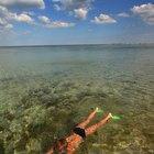 Swimming to Tighten Loose Skin