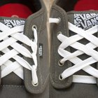 Make Cool Designs With Shoelaces for Vans