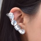 How to Wear Ear Cuff Jewelry