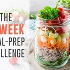 El desafío de preparar comidas durante 4 semanas