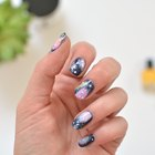 DIY Galaxy Nail Art