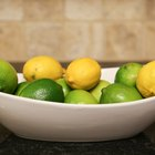 How to Store Lemons & Limes