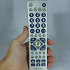 Program your DirecTV remote to control your television.