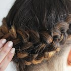 How to Do a Side Braid If You Have Short Hair