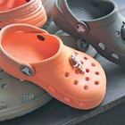 Put on Croc Charms