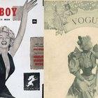 Las primeras portadas de las 30 revistas mas famosas de todos los tiempos