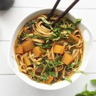 This Vegan Butternut Squash Pho Is the Cure for Gloomy Days