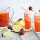How to Make Old Fashioned Pink Lemonade