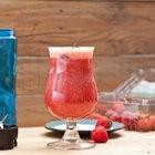 How to Make Strawberry Slushies