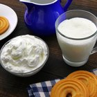 The Difference Between Ultra-Pasteurized & Old-Fashioned Whipping Cream