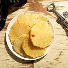 How to Bake Pineapple