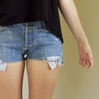 Make High-Waisted Shorts