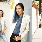 How to Style Jeans With a Velvet Blazer