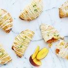 Peach and Thyme Hand Pie Recipe