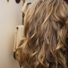 How to Do Big Wavy Curls Using a Curling Iron