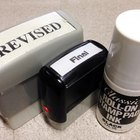 How Do I Re-Ink a Self Inking Stamp?