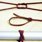 How to Tie Girl Scout Knots