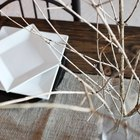 DIY Branch Centerpieces
