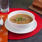 Herbs & Spices in Lentil Soup