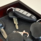 Repair your keyless entry remote.