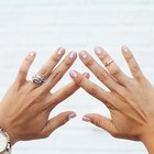 Do Two-Tone Nails