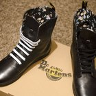 How to Straight Lace Dr. Martens Boots