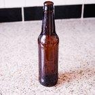 La forma más fácil de quitar las etiquetas de las botellas