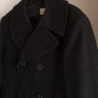 Determine If a Navy Pea Coat Is Regulation and Authentic