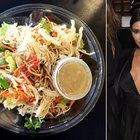 Kim Kardashian comió esta ensalada todos los días por un año entero