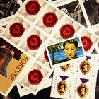 How to Affix Multiple Stamps to an Envelope