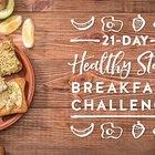 21-Day Healthy Start Breakfast Challenge