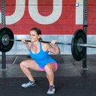 Los 10 mejores ejercicios de CrossFit para que las mujeres construyan músculo magro