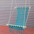 Cómo hacer escaleras de cuerda de malla para parques infantiles