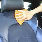 Wind and sun are the best ways to dry the interior and remove all trace odors from your vehicle.