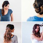 10 Insanely Easy Hairstyles You Should Master