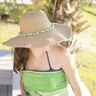 Cómo hacer un vestido de playa con cenefa de pompones