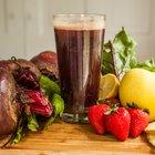 How to Juice Beet Greens