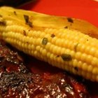 How to Roast Corn