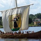 How to make a viking ship out of wood
