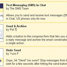 How to Send a Text Message From Gmail